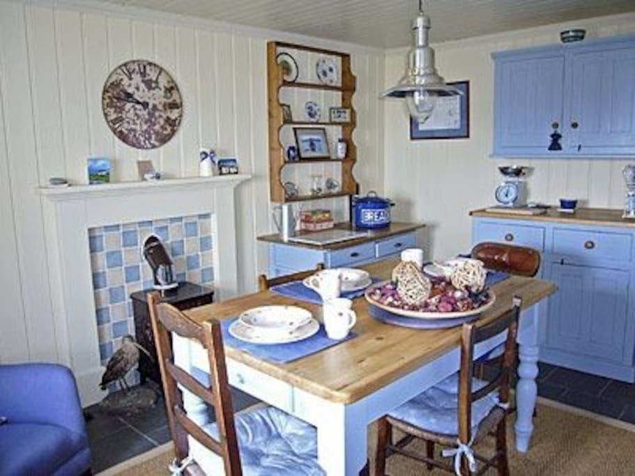The mill house portskerra luxury self catering houses for Luxury kitchens scotland