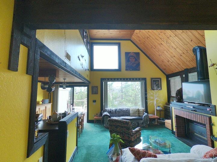 Mountain Top Penthouse Condo - Prime Location