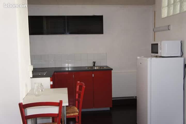 Appartement logement entier proche des stations