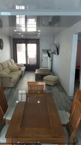 El apartamento nuevo en el centro de Denia