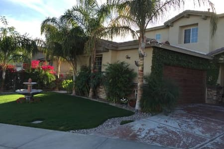 Coachella Valley Home - Coachella - Huis