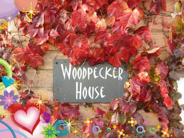 Woodpecker House - Cambourne - บ้าน