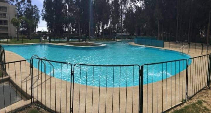 Departamento Condominio Costa Algarrobo Norte