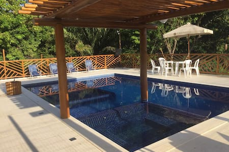 Local ideal para relaxar - Bed & Breakfast
