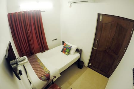 Single Room at Cherai Beach