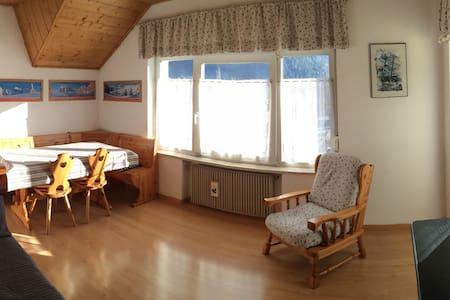 Appartamento via Dolomiti Predazzo Val di Fiemme - Predazzo - Huoneisto