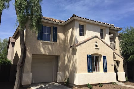 Clean & Quiet 4BD near Airport & Downtown