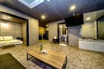 Family Jacuzzi(bathtub) Room, NINESPAVILL(나인스파빌)