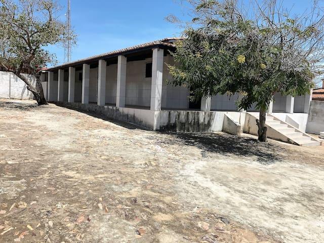 CASA NA PRAIA MAJORLÂNDIA VIZINHA A CANOA QUEBRADA - Ceará - Huis