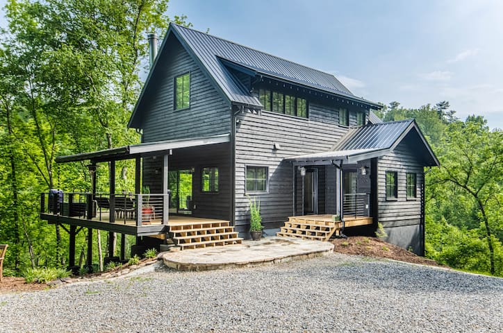 North Country Farmhouse
