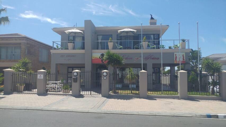 Eden of Africa Guest Lodge (Chardonnay) - Ciutat del Cap - Pensió