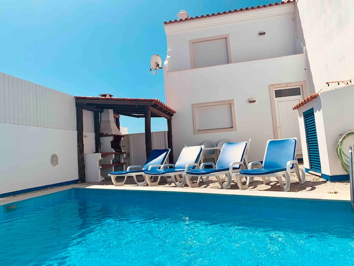 Ribeira d'Ilhas Ocean View - Private Pool