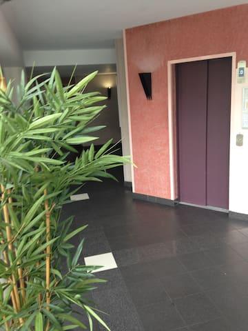 Sweet Home - Courbevoie - Apto. en complejo residencial