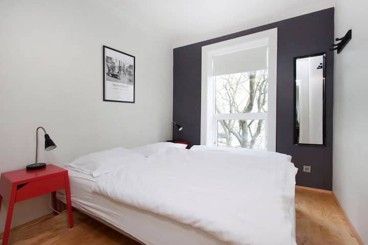 Double Room in Heart of Reykjavik - Esja Guesthouse