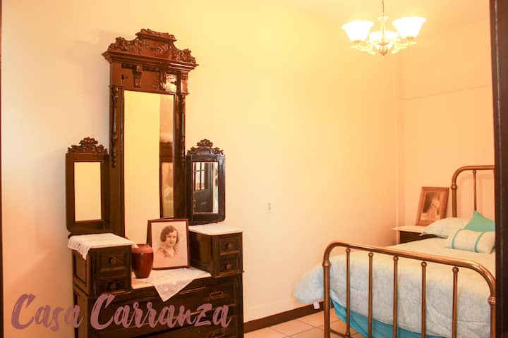 Casa Carranza 1, ( en el zócalo de Xicotepec )
