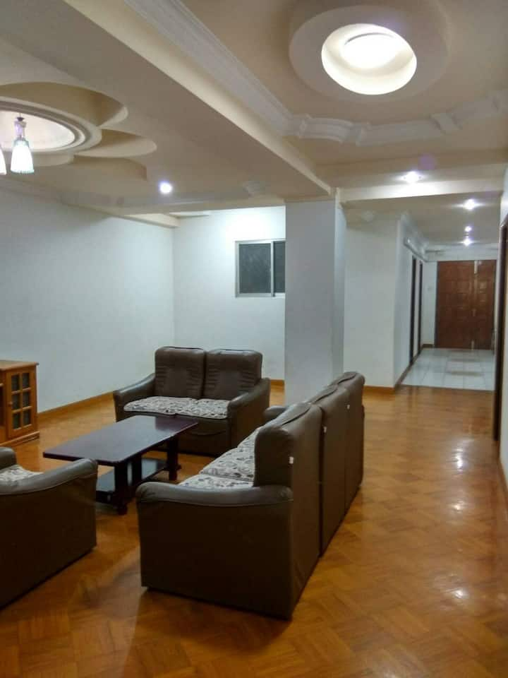 Condo For Rent Near Kandawgyi Lake