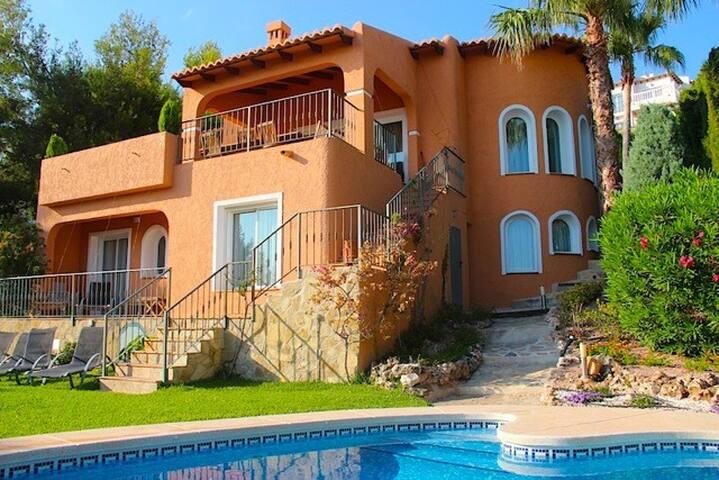 Seaview Villa ALTEA HILLS