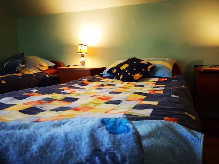 pokoje 2-osobowe w nowym pensjonacie