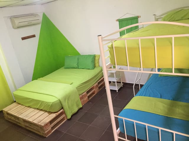 Double Room / Family Room - Private Bathroom - Panamá - Bed & Breakfast