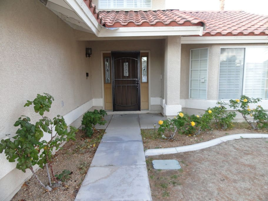 Property is located 15 minutes west of the LV Strip.