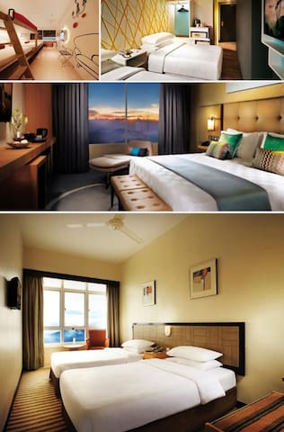 GENTING HIGHLAND FW SUPERIOR  DELUXE ROOM