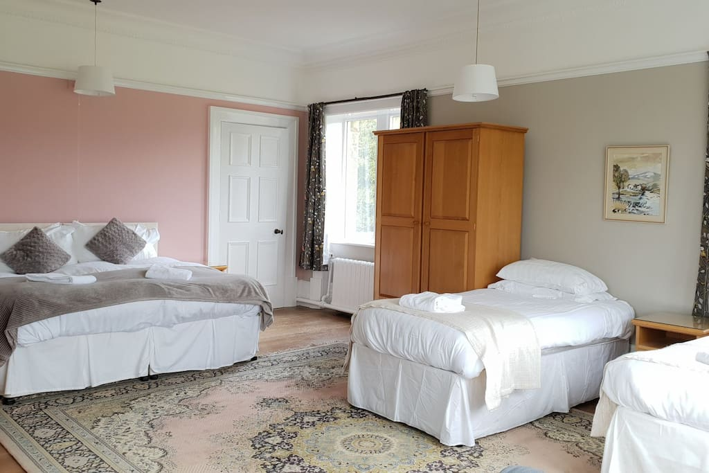 Bed And Breakfast Yorkshire Dales Family Room