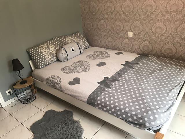 Très belle chambre confortable maison centre ville