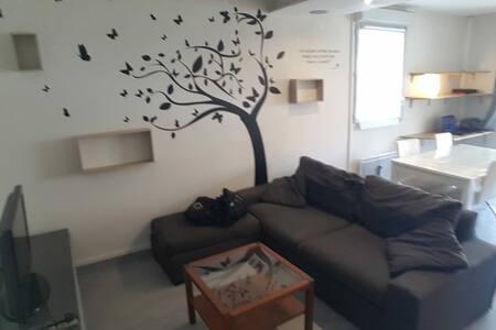 Appartement bien équipé proche Toulouse commodités