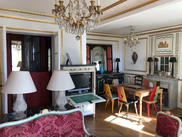 Appartement de charme - Paris-Neuilly-La  Défense