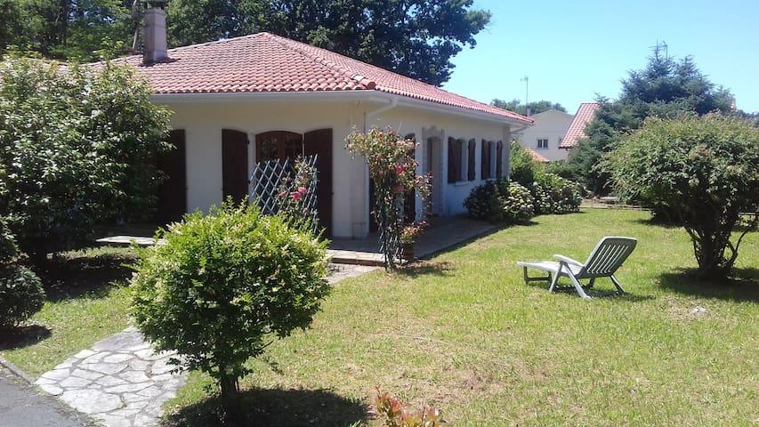 Maison familiale Boucau