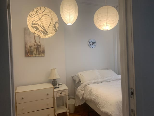 Large Bedroom in East Village Apartment