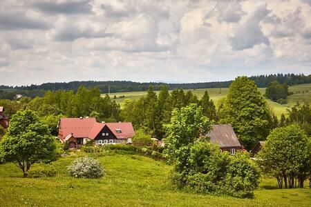 Romantic mountain cottage - Rudník - 샬레(Chalet)