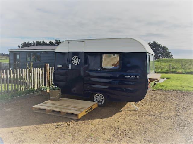 Cozy Caravan farm retreat - Palmerston North - Trailer