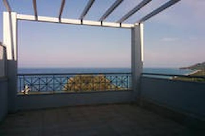 Executive House with Great view near Preveza - Pidima Kiras