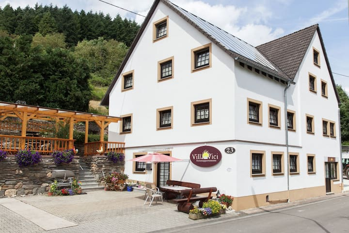 Beautiful Apartment in Merschbach with Garden