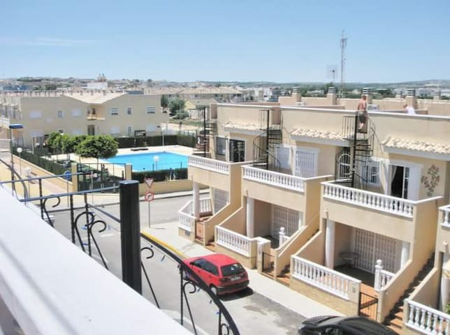 One bedroom Penthouse Los Palacios Costa Blanca - Rojales - Pis