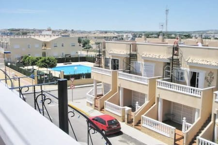 One bedroom Penthouse Los Palacios Costa Blanca - Rojales