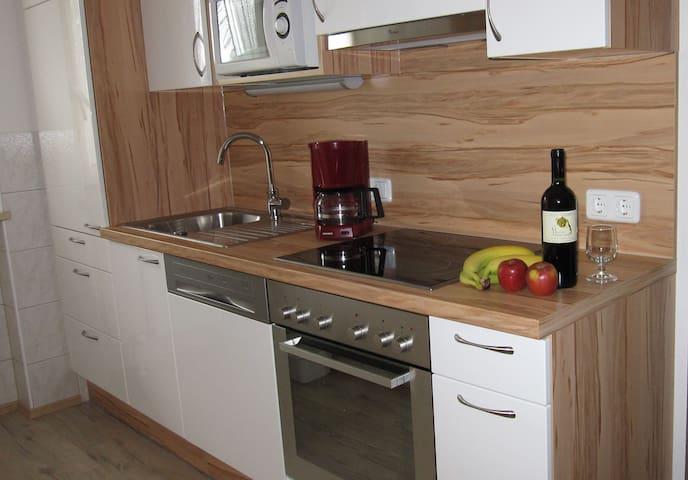 Schöne Wohnung mit Ausblick - Innsbruck-Land - Wohnung