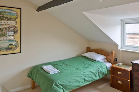 Comfy Single Room in Centre of York - York - Hus