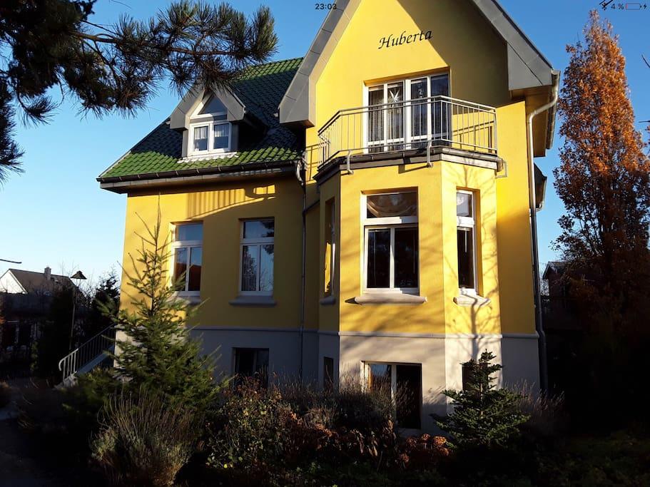 Villa Huberta