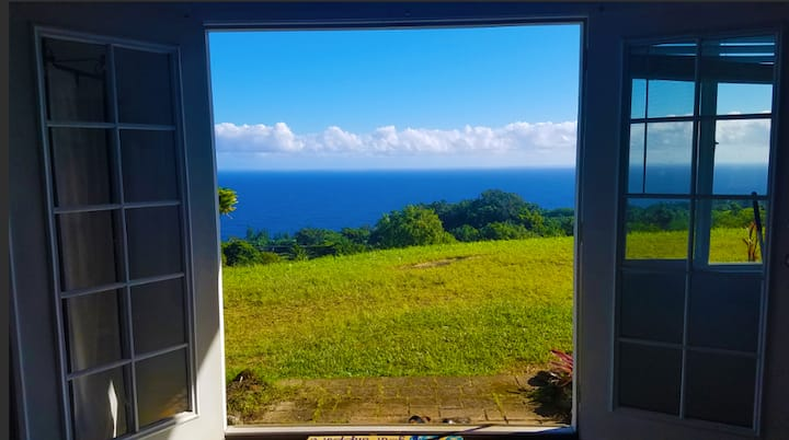 Hamakua Sunrise Ocean Views Stargazing Farm Stay