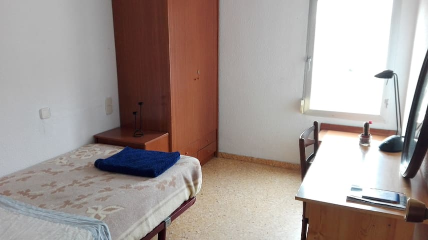 Room for 1 Person - València - Appartement