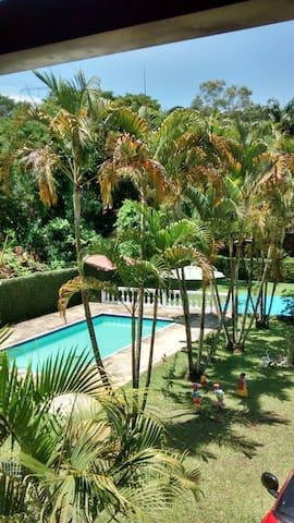 Total conforto casa serra próximo conservatória - Barra do Piraí Ipiabas - Rumah