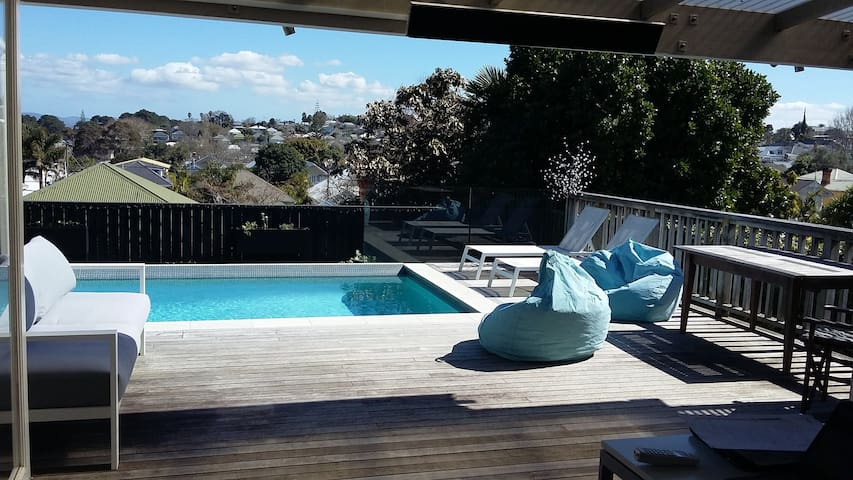 Ponsonby Bungalow available for Lions Tour Games - Auckland - Hus