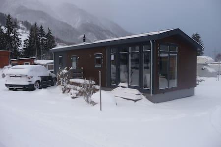 Privacy en gezelligheid op één plek.. - Pettneu am Arlberg - Lomamökki