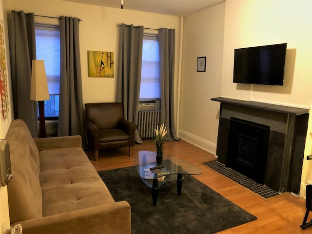 Furnished BrownStone Apartment