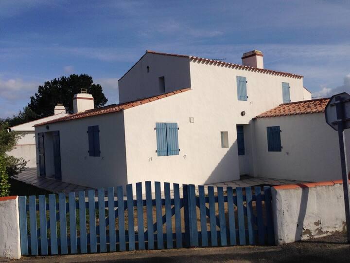 Maison les Eloux La Guérinière ile de Noirmoutier