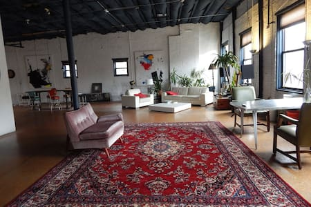 Exceptional, Huge Ft Greene Loft - Brooklyn - Loft
