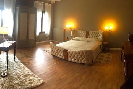 Luxury room B&B in Treviso Villa - Lancenigo