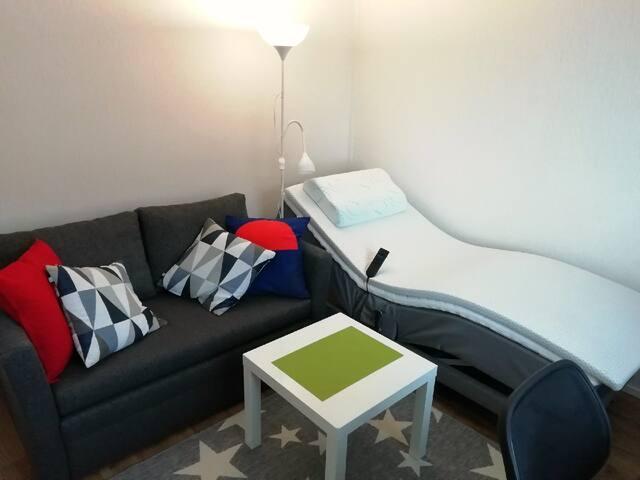 Comfortable and clean apartment. Mikkeli❤️